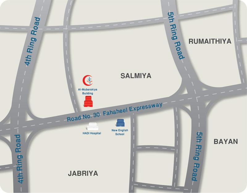Al-Mubarakiya Dental Center, Kuwait
